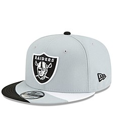 Oakland Raiders Curve 9FIFTY Cap
