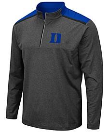 Men's Duke Blue Devils Snowball Quarter-Zip Pullover