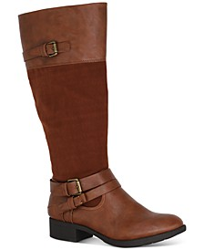 Ashliie Riding Boots, Created for Macy's