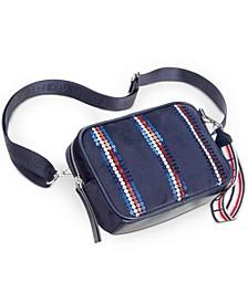 Roma Velvet Belt Bag