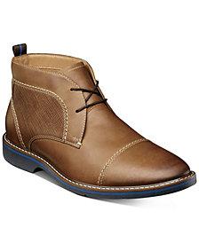 Nunn Bush Men's Pasadena Cap-Toe Chukka Boots