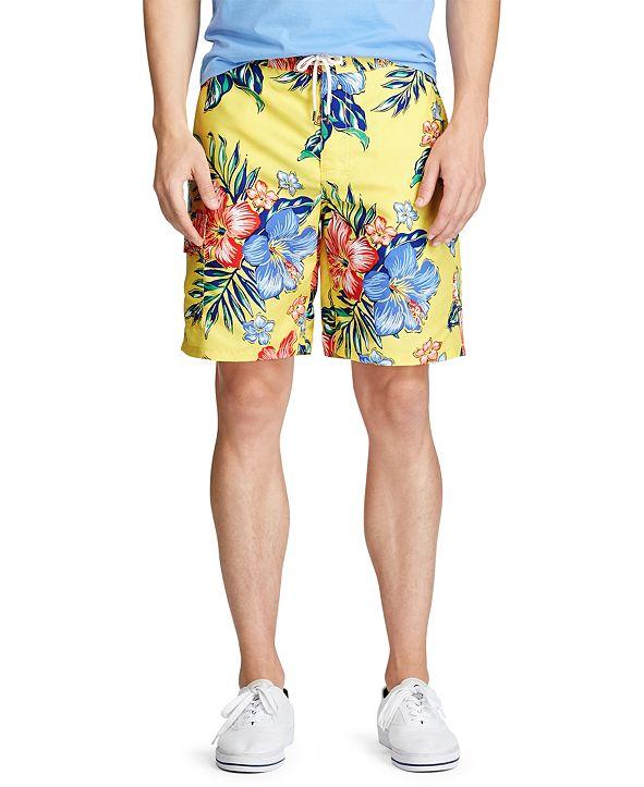 """Polo Ralph Lauren Men's 8.5"""" Inch Kailua Board Shorts"""