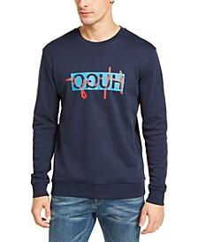 Boss Men's Reverse Logo Sweatshirt