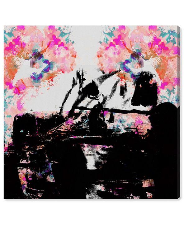 "Oliver Gal Zaza Canvas Art, 12"" x 12"""