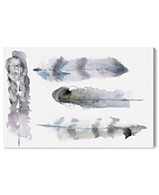 Plumes Canvas Art Collection