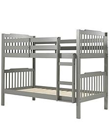 Simone Convertible Bunk Bed, Twin