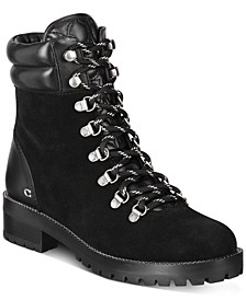 Women's Lorren Lace-Up Booties
