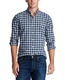 Men's Classic Fit Button Down Oxford Shirt