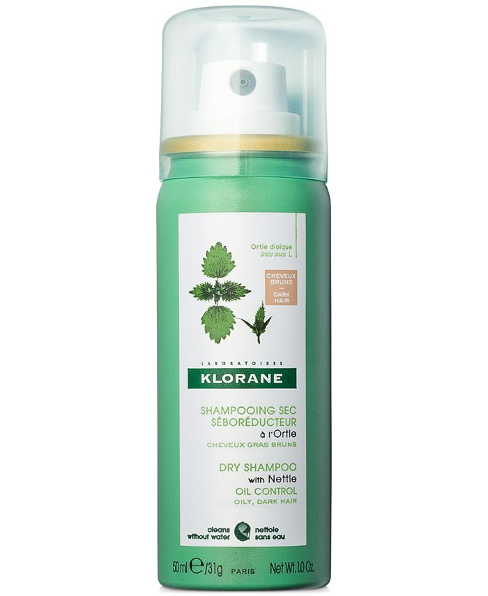 Klorane - Dry Shampoo With Nettle - Natural Tint, 1-oz.