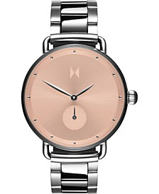 Women's Bloom Blush Dhalia Stainless Steel Bracelet Watch 36mm