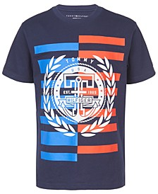 Toddler Boys Zinc Logo T-Shirt