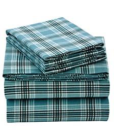 Flannel Sheet Set, Full
