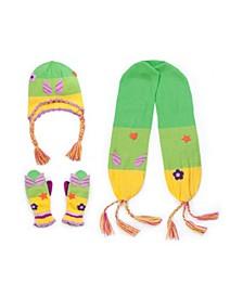 Big Girl Fairy Knitwear Set