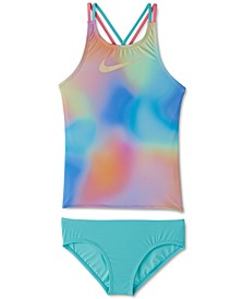 Big Girls Spectrum Spiderback Tankini