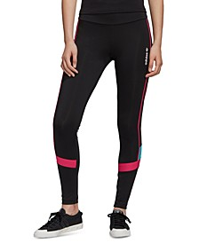 Tech Colorblocked Leggings