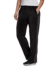 Women's Sport ID Velour 3-Stripe Pants