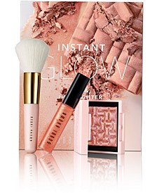 3-Pc. Instant Glow Lip & Highlighter Set