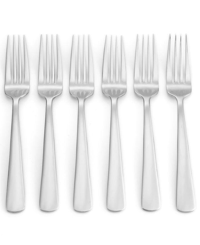 Oneida Set of 6 Aptitude Salad Forks