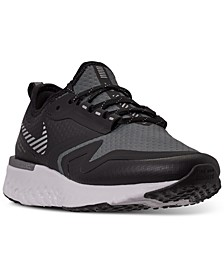Women's Odyssey React 2 Shield Running Sneakers from Finish Line