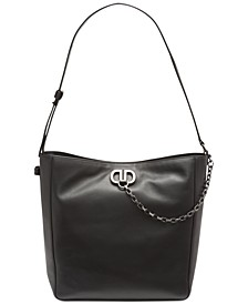 Linton Leather Hobo, Created for Macy's