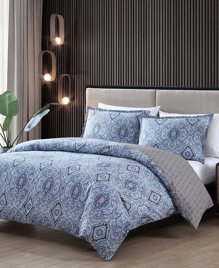 City Scene - Milan Twin Comforter Set