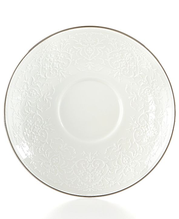 Wedgwood English Lace Saucer