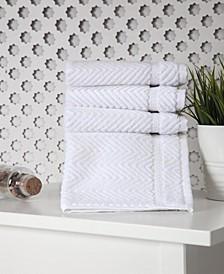 Maui 4-Pc. Washcloth Set