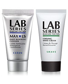 Receive a Free Skincare duo with $75 Lab Series purchase!