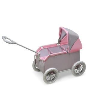 Badger Basket Leisure Twin Doll Wagon