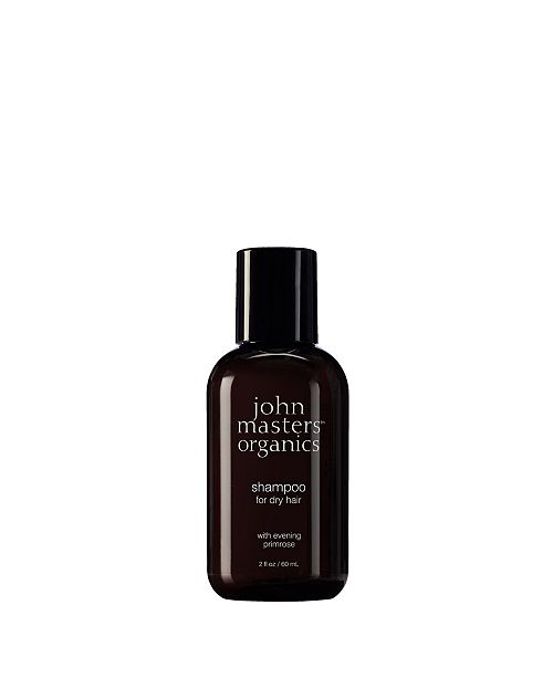 John Masters Organics Shampoo for Dry Hair with Evening Primrose- 2 fl. oz.