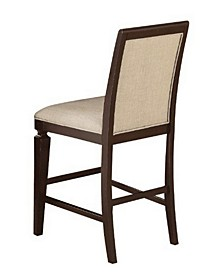Agatha Counter Height Chair, Set of 2