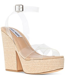 Women's Jina Platform Wedge Sandals
