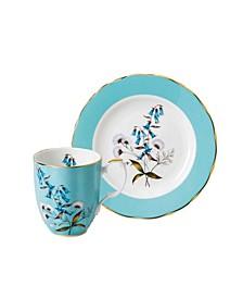 100 Years 1950 2-Piece Set -Mug & Plate -Festival