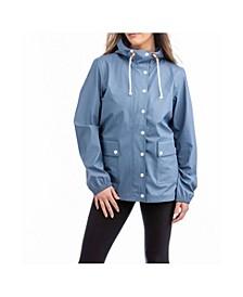 London Short Slicker Coat