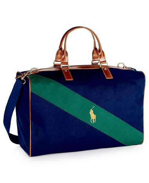 Product Details Receive A Complimentary Duffel Bag With Any Large Spray Purchase From The Ralph Lauren Fragrance