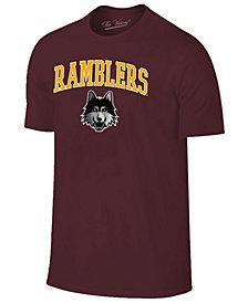 New Agenda Men's Loyola Ramblers Big Logo T-Shirt