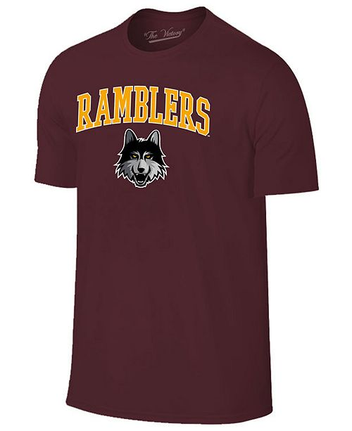 New Agenda Men's Loyola Ramblers Big Logo T-Shirt