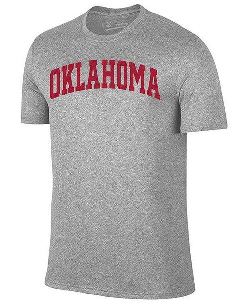 Retro Brand Men's Oklahoma Sooners Arch T-Shirt