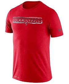 Men's Tampa Bay Buccaneers Dri-FIT Mezzo Tear T-Shirt