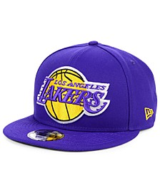 Los Angeles Lakers XLT Script 9FIFTY Cap