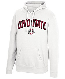 Men's Ohio State Buckeyes Arch & Logo Hooded Sweatshirt