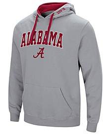 Men's Alabama Crimson Tide Arch Logo Hoodie