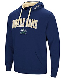 Men's Notre Dame Fighting Irish Arch Logo Hoodie