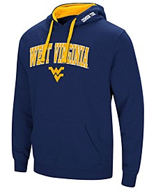 Men's West Virginia Mountaineers Arch Logo Hoodie