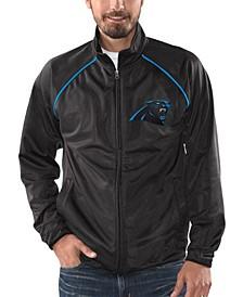 Men's Carolina Panthers Black Tracer Track Jacket