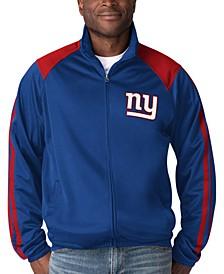 Men's New York Giants Track Jacket