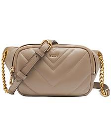 Vivian Leather Belt Bag