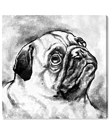 Pug Canvas Art Collection