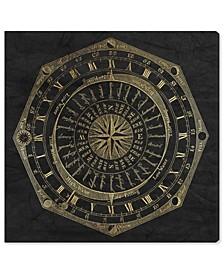 "Sky Compass Canvas Art - 43"" x 43"" x 1.5"""