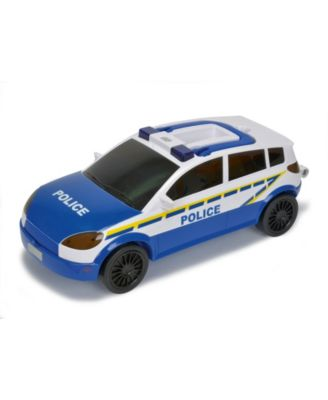 Dickie Toys Majorette - Light and Sound Carry Case Car, Holds 24 Die-Cast Vehicles